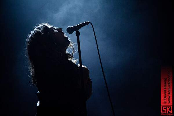 Photos concert : Izia @ Transbordeur, Lyon | 1er mars 2012