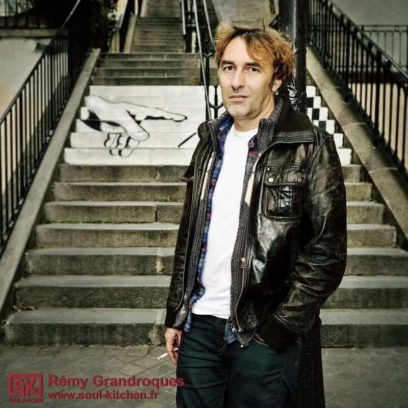 Photos portraits : Yann Tiersen, Paris   27 octobre 2011