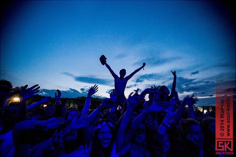 Photos de concert : Photos : Le Rock dans tous ses États, Évreux | 27 juin 2014
