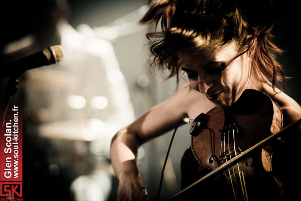 Photos concert : Babet @ La Maroquinerie, Paris   19 novembre 2010