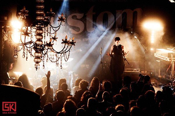 Photos concert : Soirée Custom des Inrocks @ Nouveau Casino : I Am Un Chien, Rock & Junior et Beast, 25 février 2010