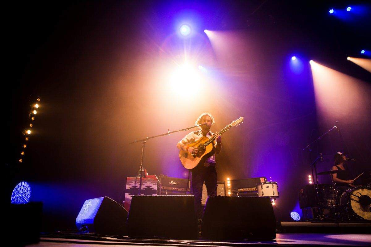 Dustin Thomas + John Butler Trio @ Le Radiant, Caluire - 8.11.2018