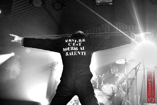 Photos concert : Les Sales Majestés @ festival Rock sur El'Mont, Aiglemont | 16 avril 2011