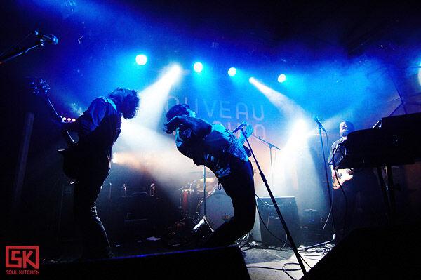 Photos concert : Tokyo Sex Destruction @ Nouveau Casino, Paris | 11 février 2010