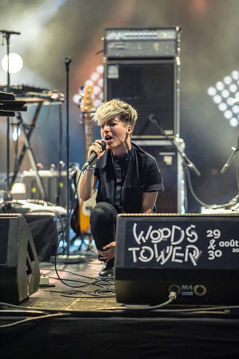 Woodstower 2015