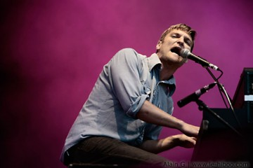 photos : Cold War Kids @ Rock En Seine, Paris - 01.08.2007