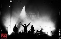 Photos concert : No One Is Innocent @ La Cigale, Paris - 16.10.2007