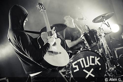 Stuck In The Sound @ Chorus, 26 mars 2009