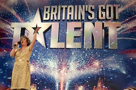 Britain's Got Talent - Susan Boyle