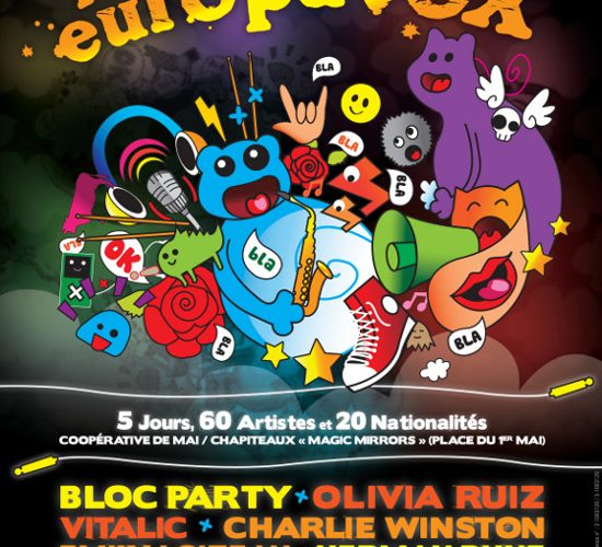 Europavox 2009