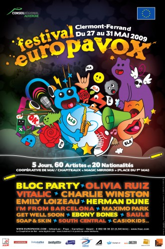 festival EuropaVox
