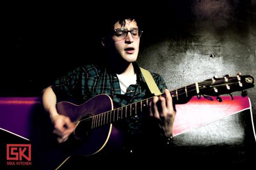 Jeremy Warmsley - Session acoustique par Soul Kitchen