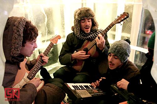 Session acoustique en vidéo de Montgomery
