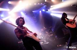 Photos concert : Stuck In The Sound au Bataclan, Paris - 06 mai 2009