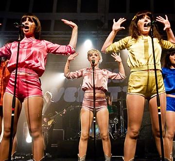 Photos concert : Les Vedettes @ Festival Aucard à Tours | juin 2009