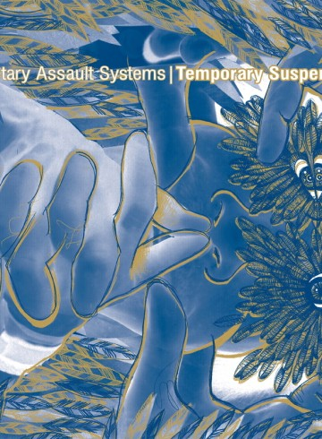 Chronique CD : Planetary Assault Systems - Temporary Suspension