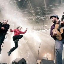La Rue Ketanou @ Furia Sound Festival, Cergy | 4.07.2009