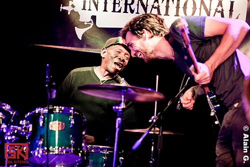 Video : Tony Allen - l'International, Paris