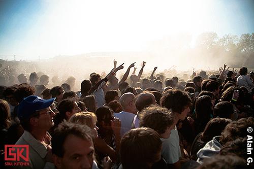 Deep Purple - Fête de l'Huma 2009, 12 septembre 2009