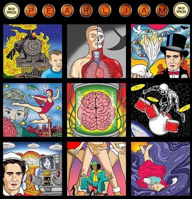 Pearl Jam - Backspacer, Chronique CD