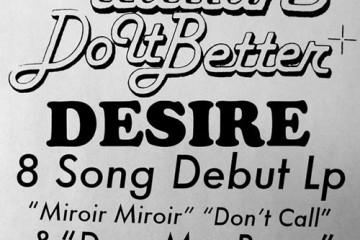 Chronique CD : Desire - II