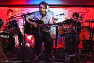Compte rendu concert : Hold Your Horses