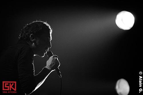 Photos concert : Miossec @ La Cigale, Paris. 25 octobre 2009