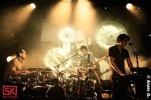 Photos concert : Montgomery au Nouveau Casino, Paris - 28 octobre 2009