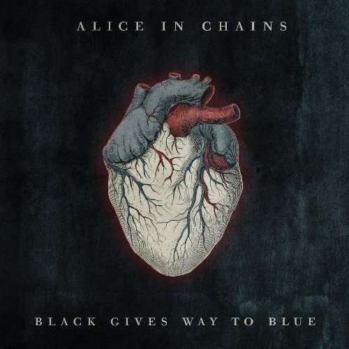 Alice in Chains, Black gives way blue - Chronique CD