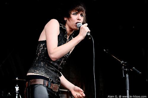 Mademoiselle K | Le Rock Dans Tous Ses Etats 2007