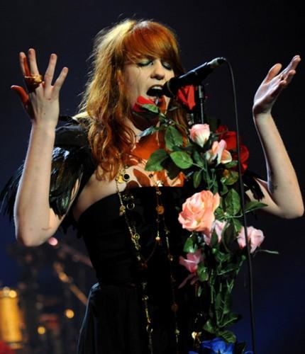 Florence and the Machine - Festival des Inrocks, la Cigale, Paris - 7 novembre 2009
