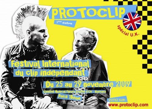 PROTOCLIP – le Festival International du Clip Indépendant
