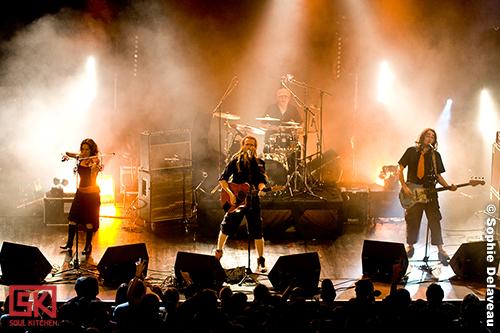 Photos concert : As de Trefle @ L'Escale, St Cyr Sur Loire | 30 et 31 octobre 2009