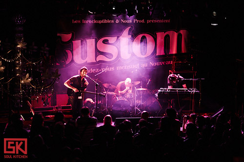 Soirée Custom avec The Antlers, Cymbals Eat Guitar et Liquid Architecture