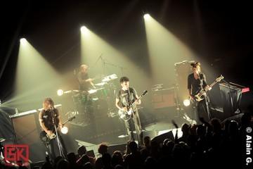 Photos concert : Eiffel @ Bataclan, Paris | 18 novembre 2009