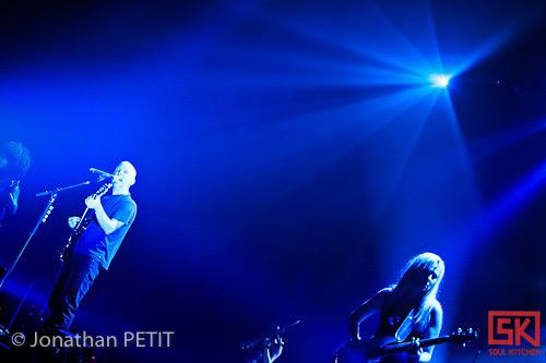 Photos concert : Moby @ Zenith de Paris, Paris| 13 novembre 2009