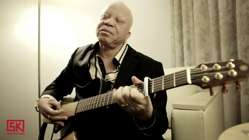 Session acoustique Salif Keita