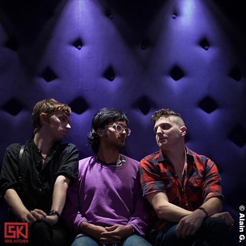 Yeasayer - Chris, Anand et Ira