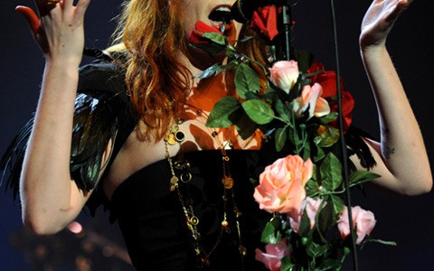 Florence and the machine @ Festival des Inrocks