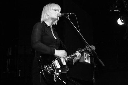 compte rendu concert : The Raveonettes @ Flèche d'Or, Paris| 12 décembre 2009
