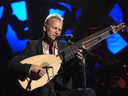 Compte rendu du concert de Sting à la Salle Pleyel, Paris - 15.12.2009