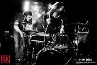Photos concert : Izia @ Scopitone, Paris | 27 janvier 2010