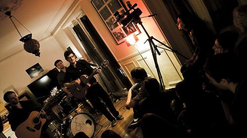 Exsonvaldes - concert en appartement