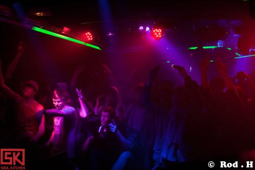 Make The Girl Dance, Yuksek, Brodinski, DJ Medhi, The Shoes @ Social Club