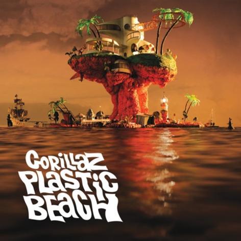 Gorillaz soulève la bâche plastique
