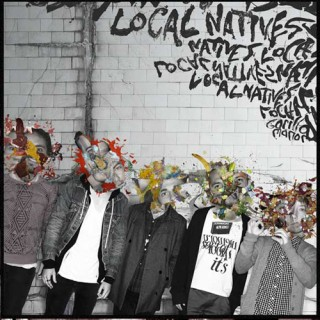 Local Natives : Gorilla Manor
