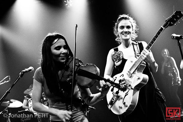 photos concert : Face à la Mer + Maka @ l'Européen, Paris - 16.02.2010