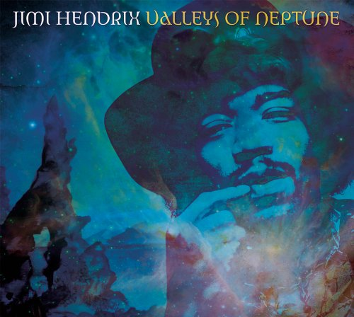 Jimi Hendrix - Valleys of Neptun