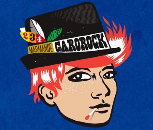 Programme : Festival Garorock 2010