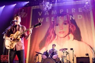 Vampire Weekend @ Olympia, Paris | 25-02-2010